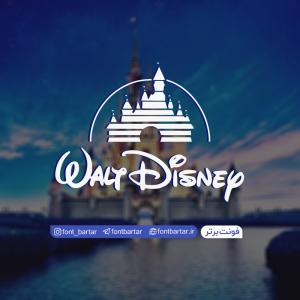 waletdsney co ver 300x300 - فونت انگلیسی Walt Disney
