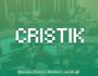 فونت انگلیسی Cristik