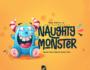فونت انگلیسی Naughty Monster